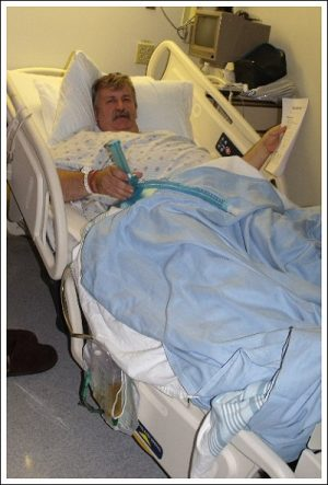 curtis in hospital